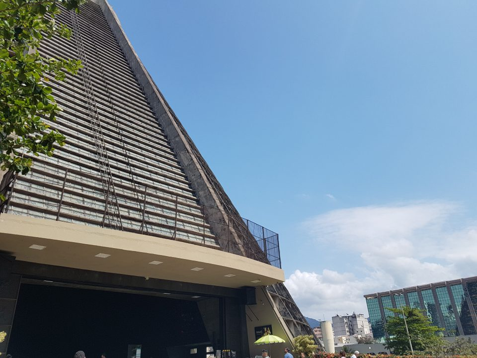 Catedral Metropolitana Rio de Janeiro