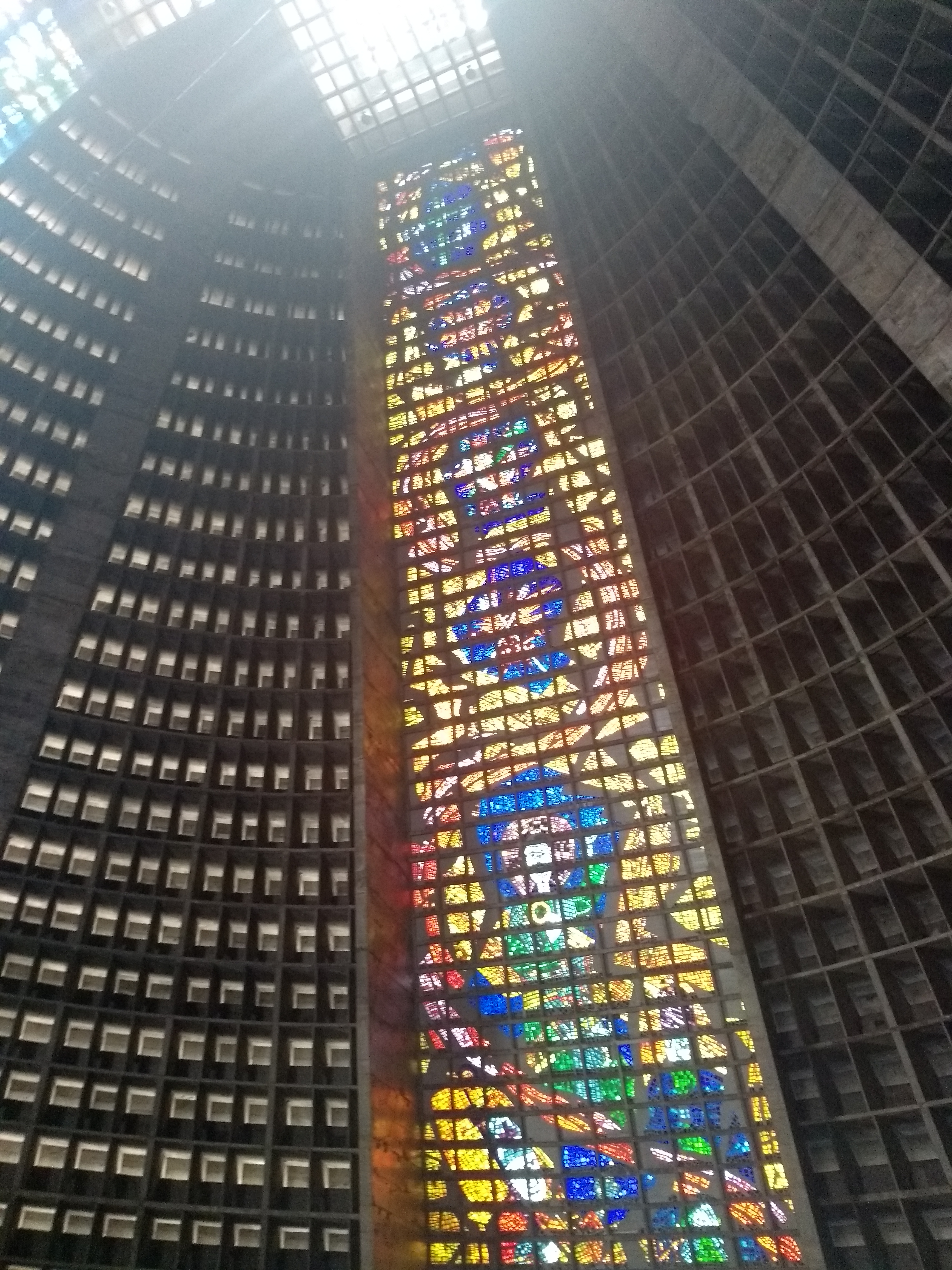 Mosaico - Catedral Metropolitana Rio de Janeiro