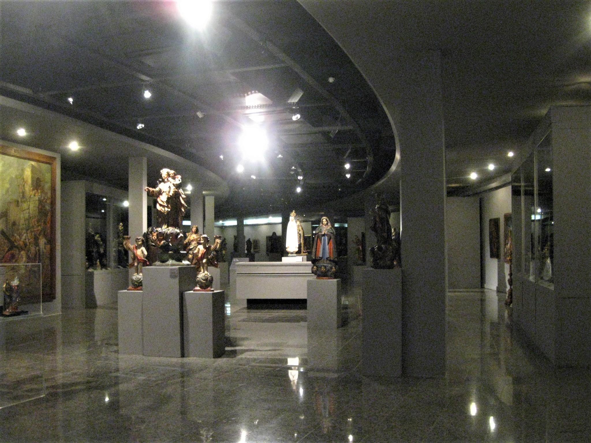 MUSEU ARQUIDIOCESANO DE ARTE SACRA INTERIOR
